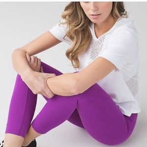 Lululemon In the Zone Compression 3/4 Legging